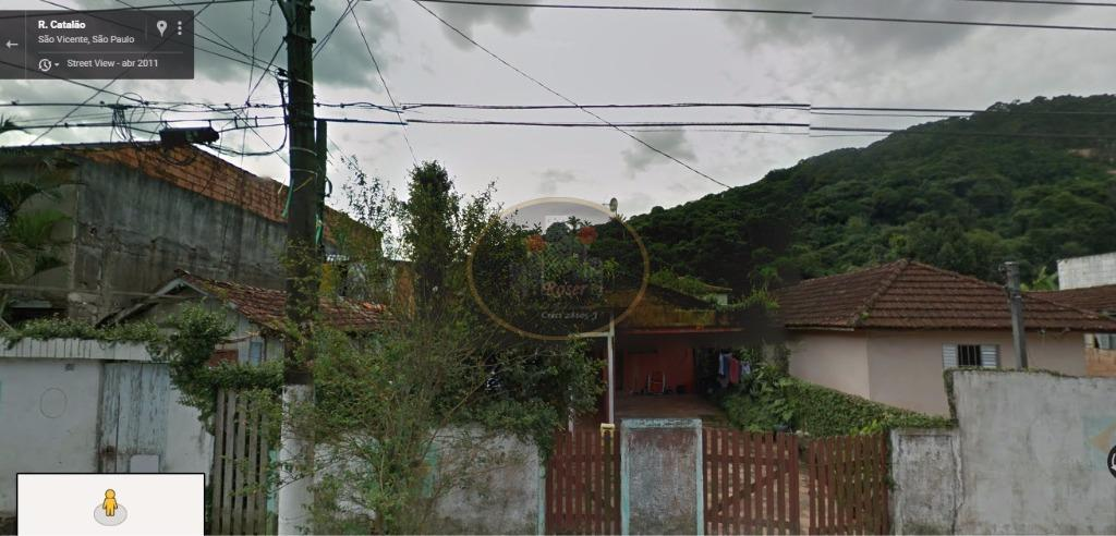 Terreno à venda em Vila Voturua, São Vicente - SP