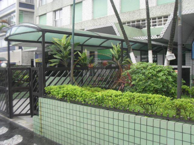 Apartamento de 2 dormitórios à venda em Aparecida, Santos - SP