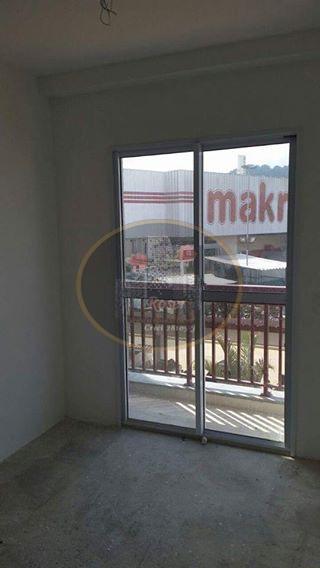 Apartamento de 1 dormitório à venda em Centro, Santos - SP