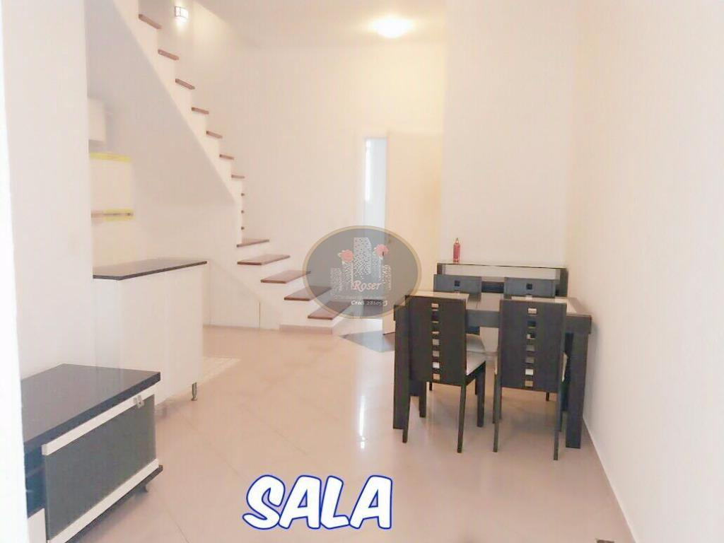 Loft à venda, 70 m² por R$ 375.000,00 - Gonzaga - Santos/SP