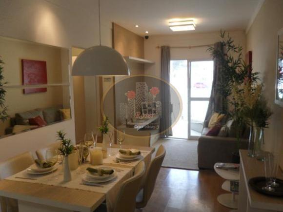 Apartamento de 1 dormitório à venda em Vila Matias, Santos - SP