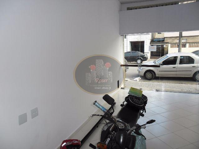 Loja para alugar, 100 m² por R$ 4.400,00/mês - Vila Matias - Santos/SP