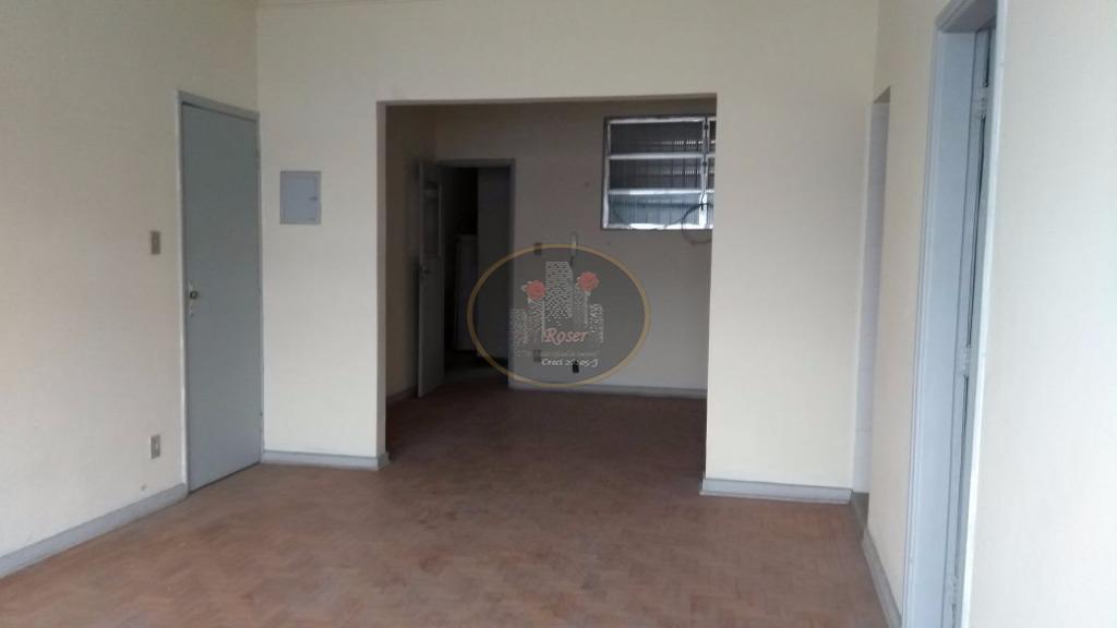 Prédio para alugar, 600 m² por R$ 8.000,00/mês - Centro - Santos/SP