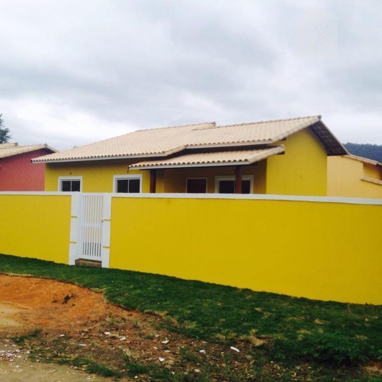 Casa  residencial à venda, Ponta Grossa, Maricá.