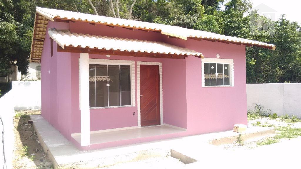 Casa  residencial à venda, Bambuí, Maricá.
