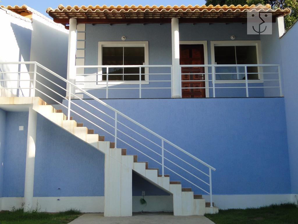 Casa  residencial à venda, São José Do Imbassaí, Maricá.