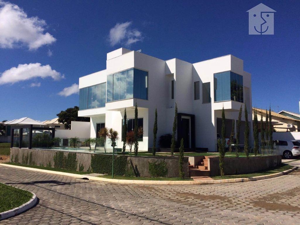 Casa  residencial à venda, Pontinha, Araruama.