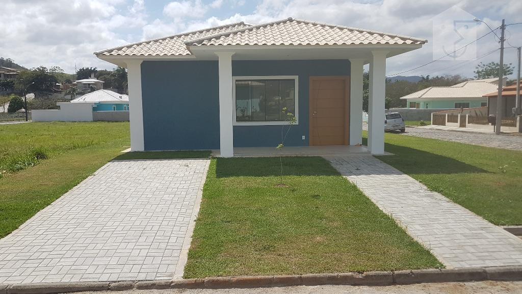 Casa residencial à venda, Pindobas, Maricá.