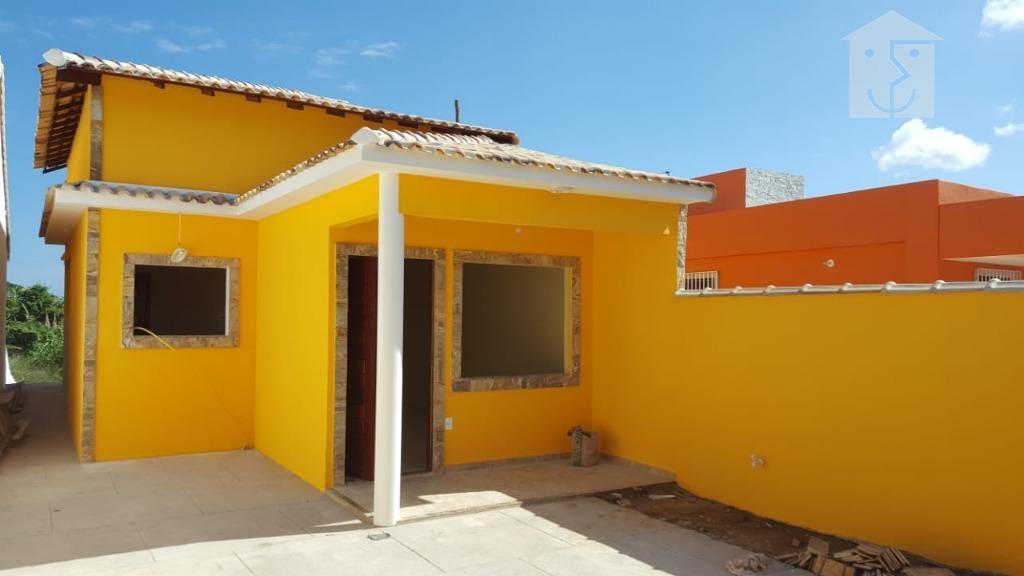 Casa residencial à venda, Cordeirinho (Ponta Negra), Maricá.