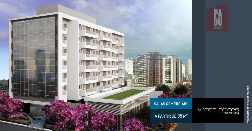 Loja comercial à venda, Vila Pompéia, São Paulo - LO0005.
