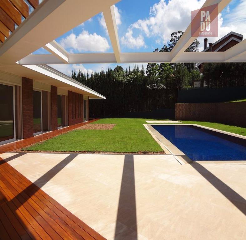 Condomínio Pignatari -Casa  residencial para venda e locação, Vila Morumbi, São Paulo.