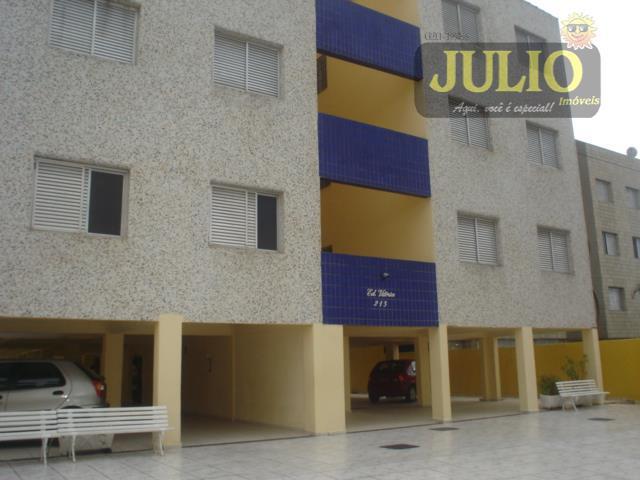 Apartamento de 2 dormitórios na Vila Atlântica, Mongaguá.