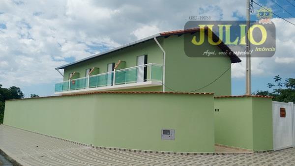 Sobrado  residencial à venda, Balneário Itaguaí, Mongaguá.
