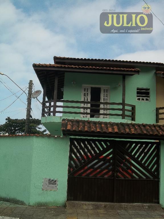 Casa 2 Dorm, Vila São Paulo, Mongaguá (SO0623)