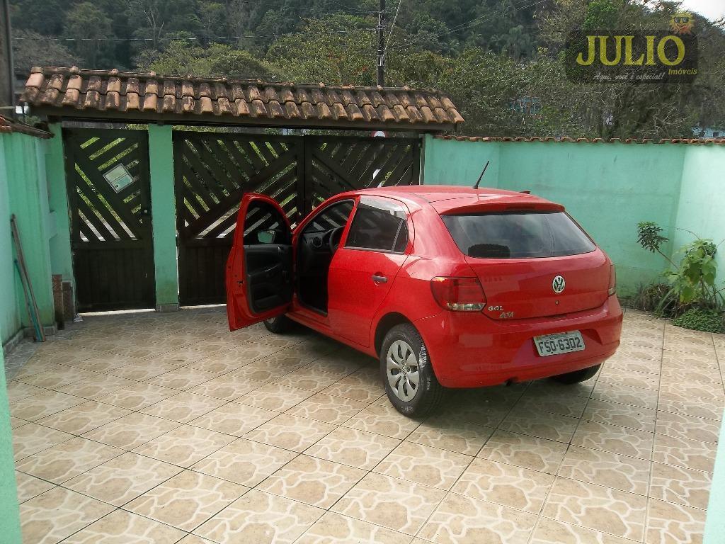 Casa 2 Dorm, Vila São Paulo, Mongaguá (SO0623) - Foto 3