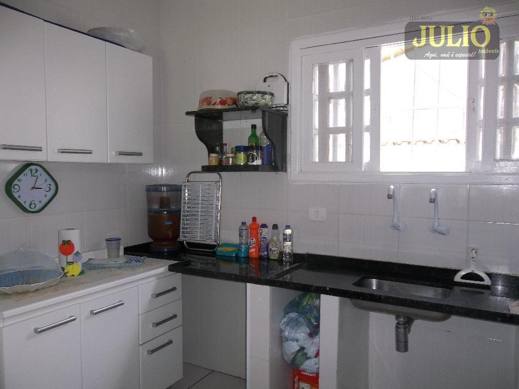 Casa 2 Dorm, Vila São Paulo, Mongaguá (SO0623) - Foto 16