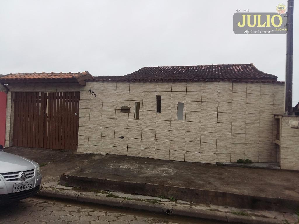 Imóvel: Casa 2 Dorm, Balneário Gaivota, Itanhaém (CA2654)