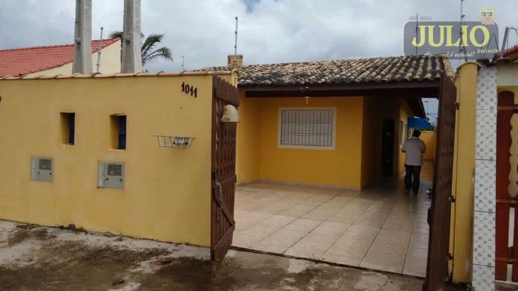 Casa 2 Dorm, Jardim Magalhães, Itanhaém (CA2658) - Foto 2