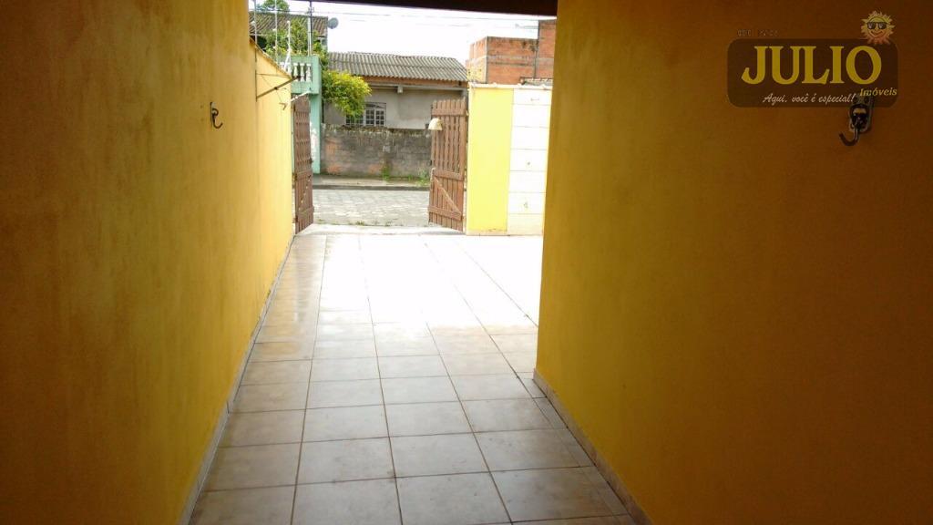 Casa 2 Dorm, Jardim Magalhães, Itanhaém (CA2658) - Foto 5