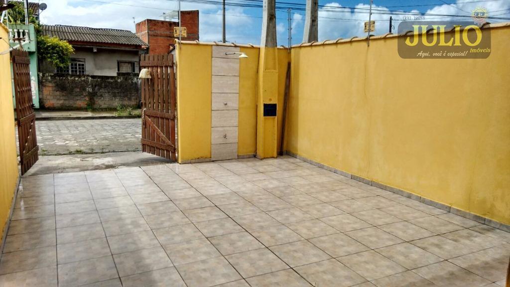 Casa 2 Dorm, Jardim Magalhães, Itanhaém (CA2658) - Foto 6