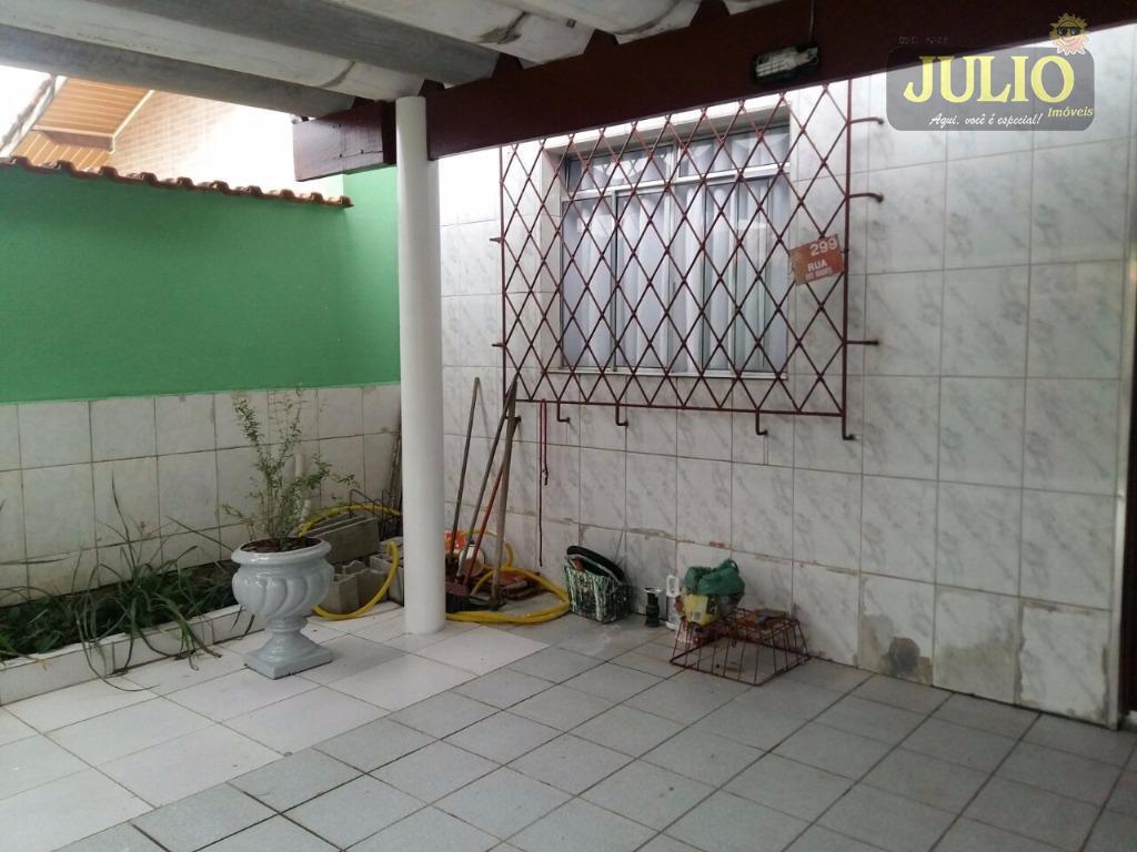 Casa 2 Dorm, Flórida Mirim, Mongaguá (CA2661) - Foto 3