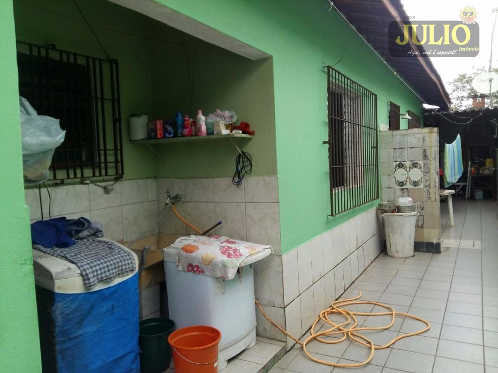 Casa 2 Dorm, Flórida Mirim, Mongaguá (CA2661) - Foto 17