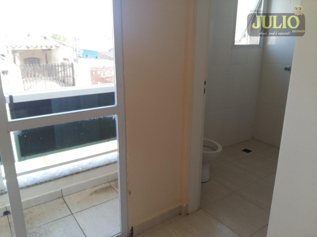 Casa 2 Dorm, Vila Atlântica, Mongaguá (SO0630) - Foto 18