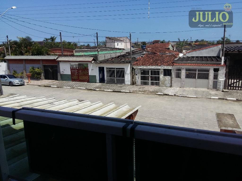Casa 2 Dorm, Vila Atlântica, Mongaguá (SO0630) - Foto 19