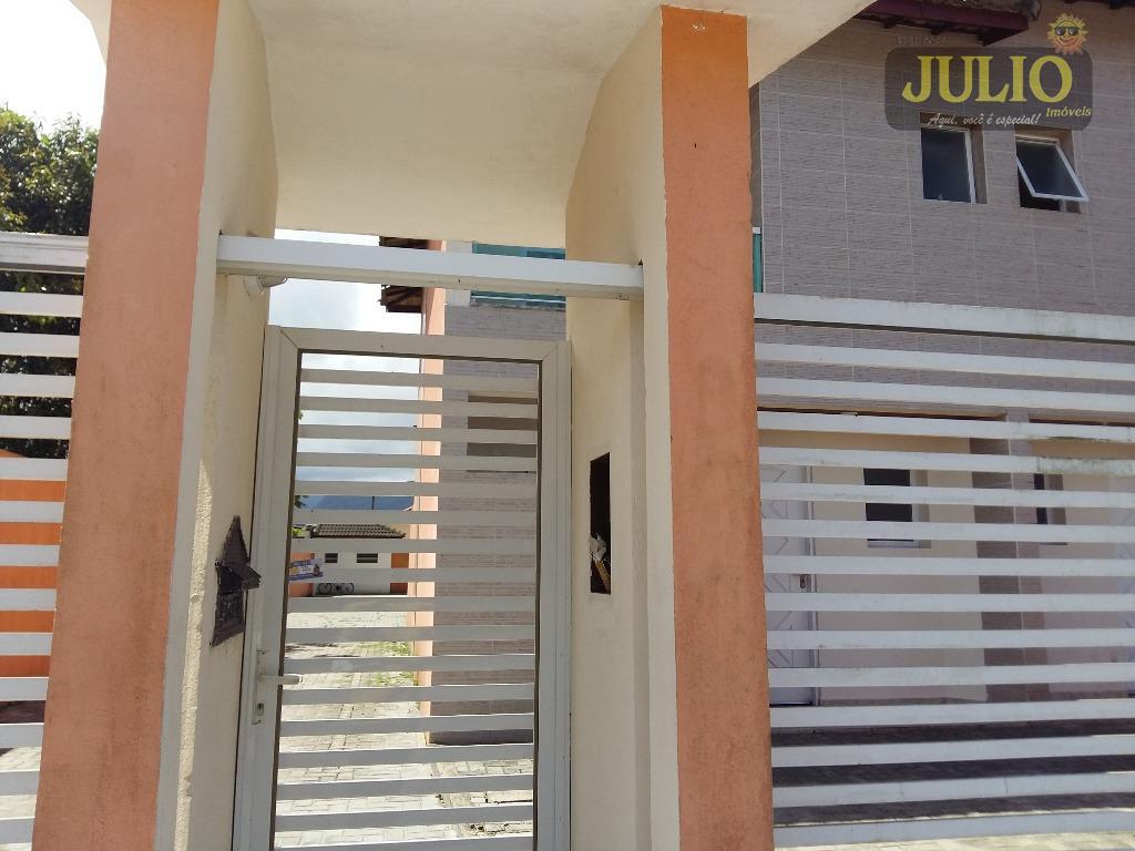 Casa 2 Dorm, Vila Atlântica, Mongaguá (SO0632) - Foto 5