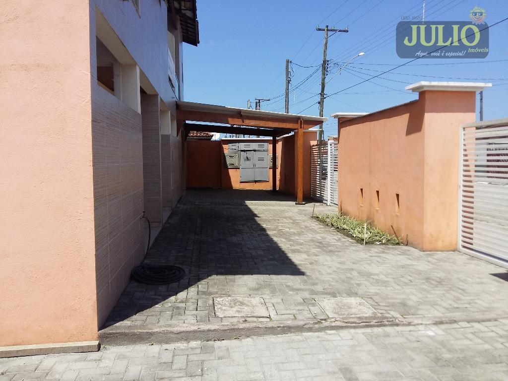 Casa 2 Dorm, Vila Atlântica, Mongaguá (SO0632) - Foto 7
