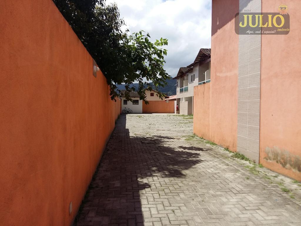 Casa 2 Dorm, Vila Atlântica, Mongaguá (SO0632) - Foto 8