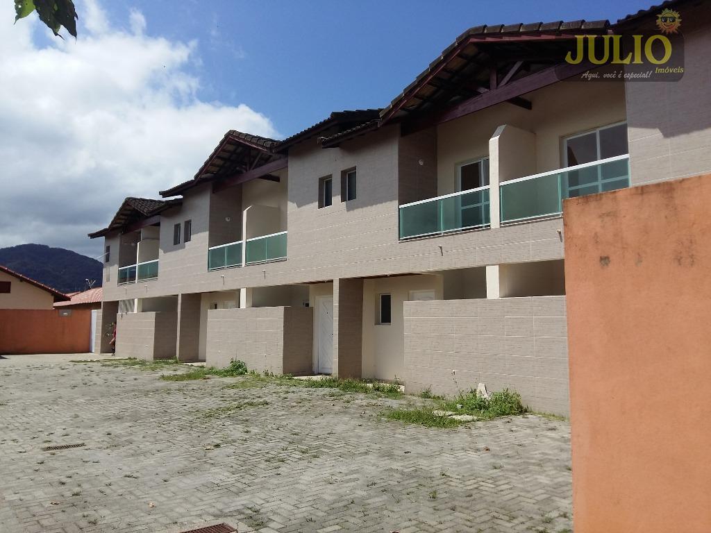 Casa 2 Dorm, Vila Atlântica, Mongaguá (SO0632) - Foto 9