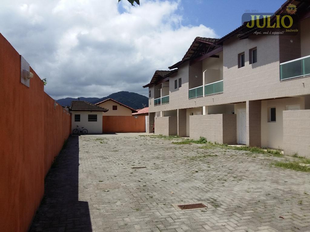 Casa 2 Dorm, Vila Atlântica, Mongaguá (SO0632) - Foto 10
