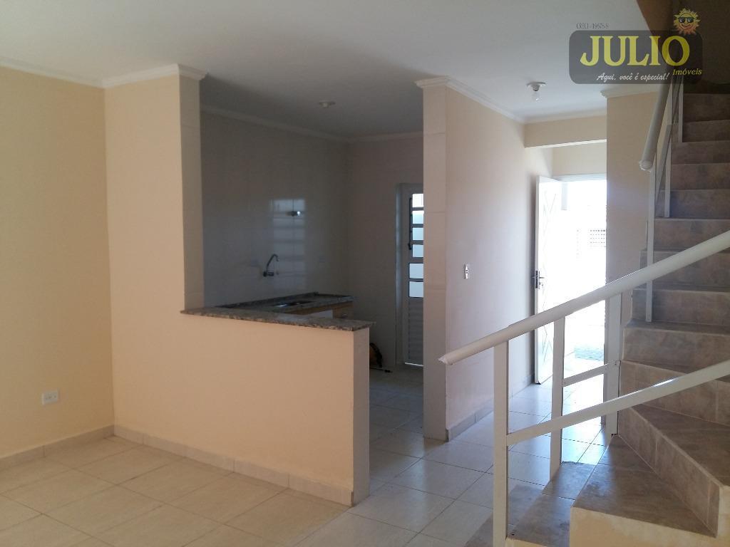 Casa 2 Dorm, Vila Atlântica, Mongaguá (SO0634) - Foto 14