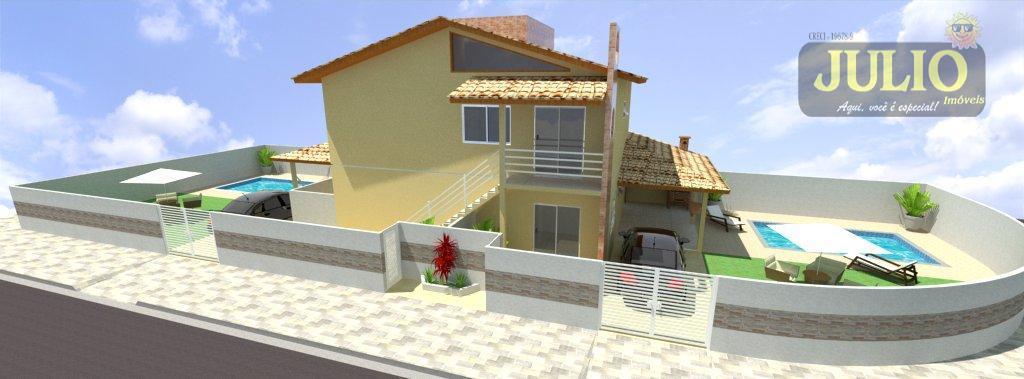 Casa 3 Dorm, Jardim Cibratel, Itanhaém (CA2672)