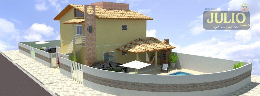 Casa 3 Dorm, Jardim Cibratel, Itanhaém (CA2673) - Foto 3