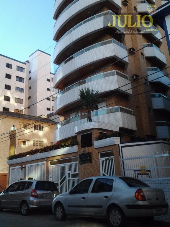 Apto 2 Dorm, Vila Guilhermina, Praia Grande (AP0662) - Foto 3
