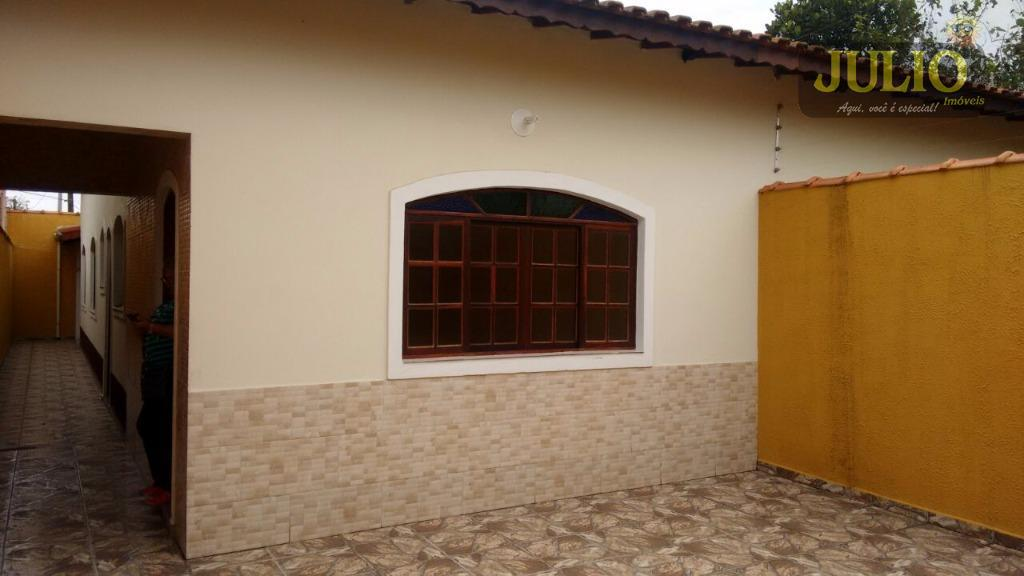 Casa 2 Dorm, Balneário Praiamar, Itanhaém (CA2677) - Foto 3