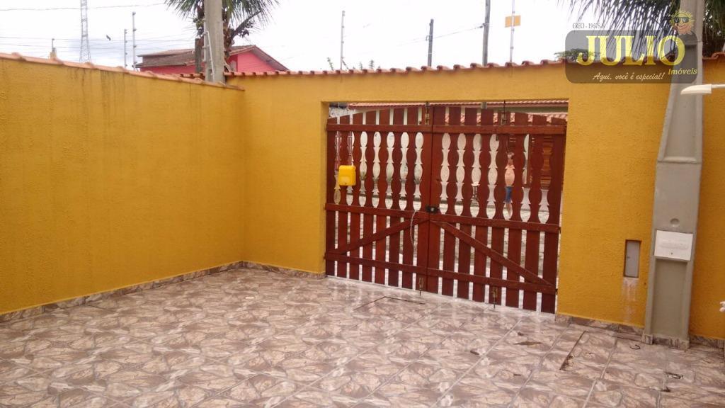 Casa 2 Dorm, Balneário Praiamar, Itanhaém (CA2677) - Foto 4