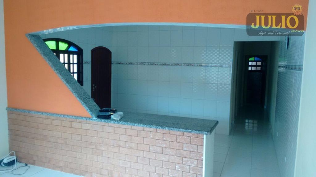 Casa 2 Dorm, Balneário Praiamar, Itanhaém (CA2677) - Foto 5