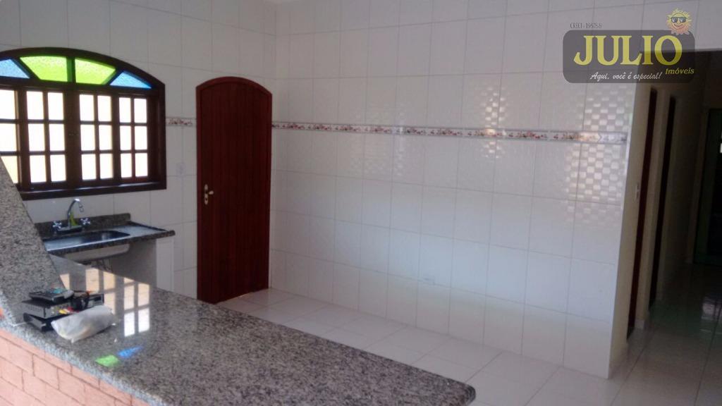 Casa 2 Dorm, Balneário Praiamar, Itanhaém (CA2677) - Foto 6