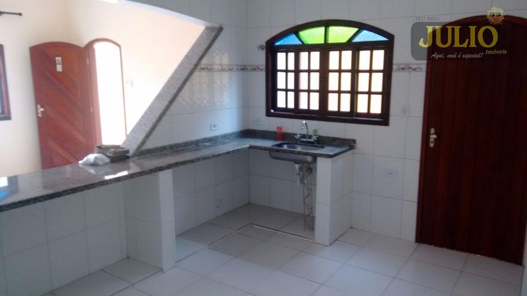 Casa 2 Dorm, Balneário Praiamar, Itanhaém (CA2677) - Foto 7