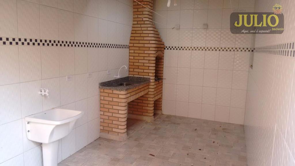 Casa 2 Dorm, Balneário Praiamar, Itanhaém (CA2677) - Foto 11