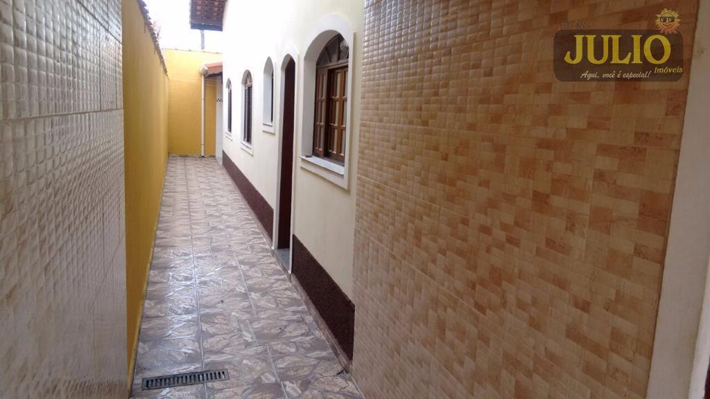Casa 2 Dorm, Balneário Praiamar, Itanhaém (CA2677) - Foto 12