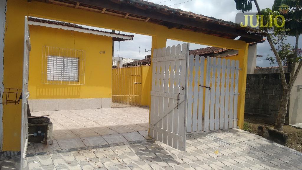 Casa 2 Dorm, Flórida Mirim, Mongaguá (CA2679)