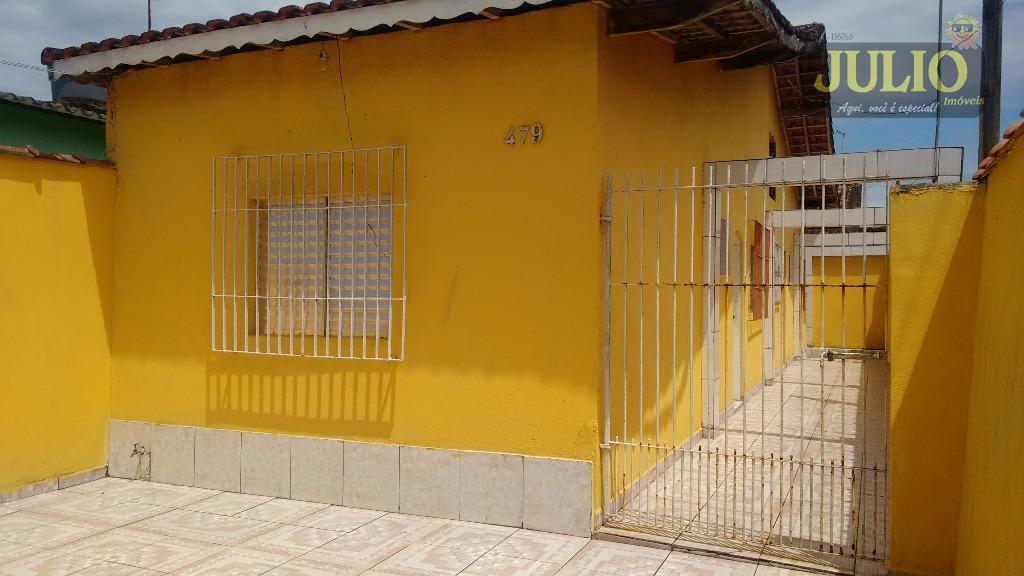 Casa 2 Dorm, Flórida Mirim, Mongaguá (CA2679) - Foto 3