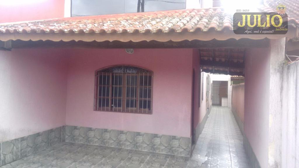 Julio Imóveis - Casa 3 Dorm, Balneário Itaguaí