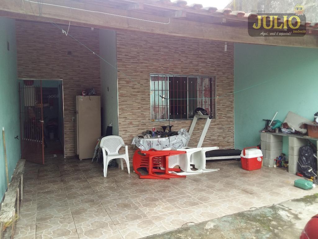 Casa 2 Dorm, Flórida Mirim, Mongaguá (CA2681)
