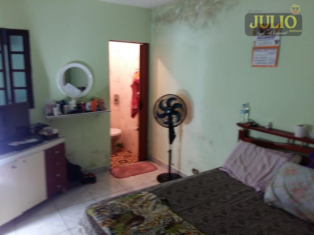 Casa 2 Dorm, Flórida Mirim, Mongaguá (CA2681) - Foto 6