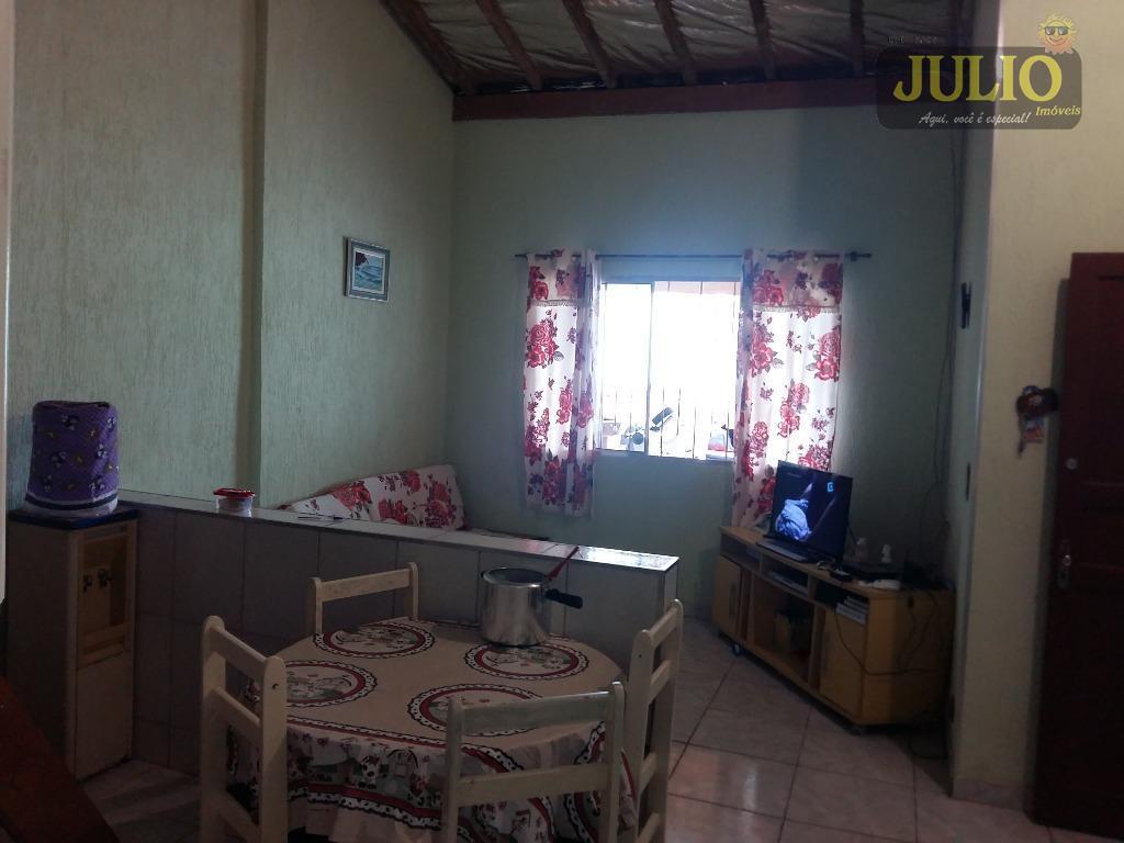 Casa 2 Dorm, Flórida Mirim, Mongaguá (CA2681) - Foto 8